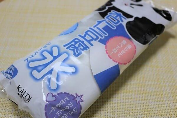 杏仁豆腐氷