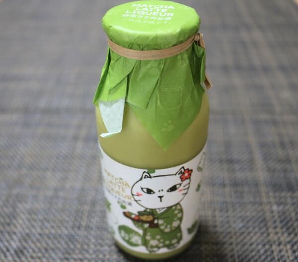 【お酒】カルディオリジナル「抹茶ラテのお酒(リキュール)」