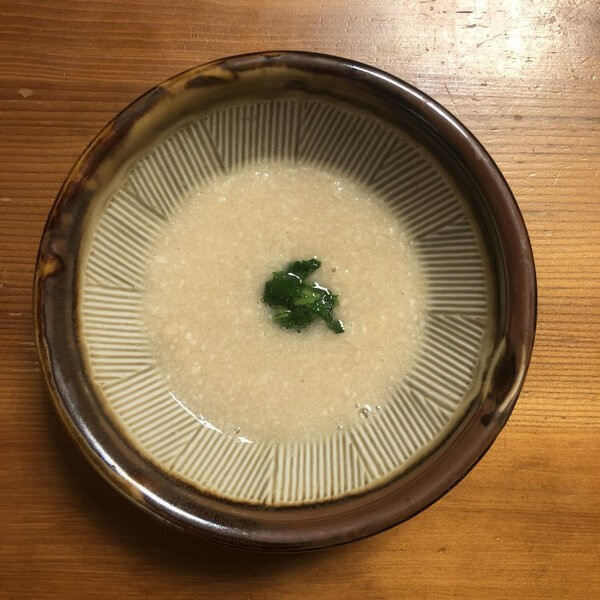 旬菜まんま亭「信州松代産とろろフリーズドライ6.4g」