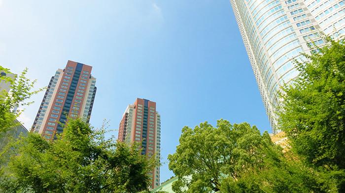 生産緑地に指定されている場所にマンションが建ったら