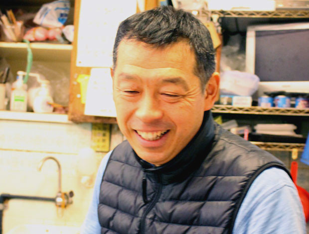 長谷川大さん