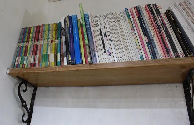 鏡台だったという本棚