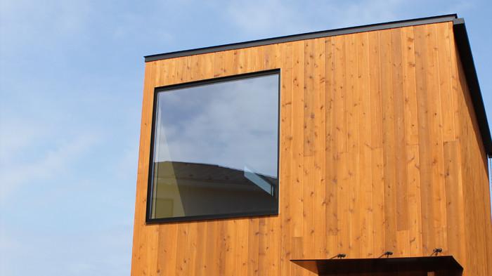 小屋で暮らしてみる?3か月で建つ、「THE SKELETON HUT」のココがすごい!