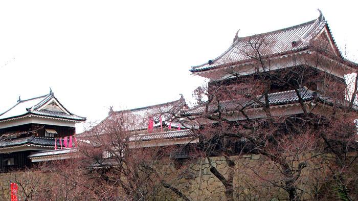 二度も徳川軍を蹴散らした難攻不落の城、上田城
