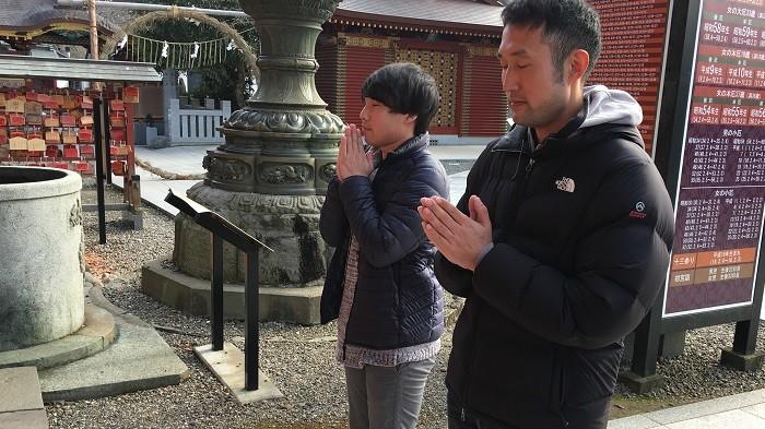 【連載:茨城・稲敷暮らし】Vol.12 初詣の基本と応用をマスターして、日本唯一の夢むすび大明神へ!