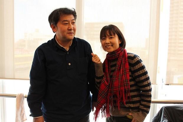 中村さんと木谷さん