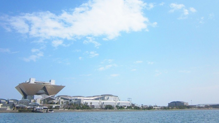 【住みやすい街・臨海副都心】来たる2020!オリンピック会場・有明に注目