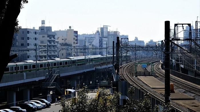 京浜東北線には住みやすい街がたくさん