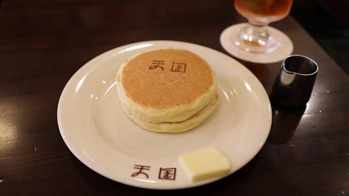 【さぼリーマン甘太朗】思い出の味、浅草『珈琲天国』のホットケーキに感動!