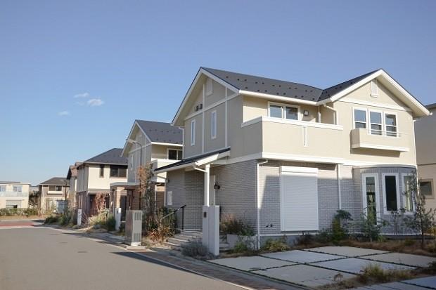 最も影響が大きいのは郊外の住宅
