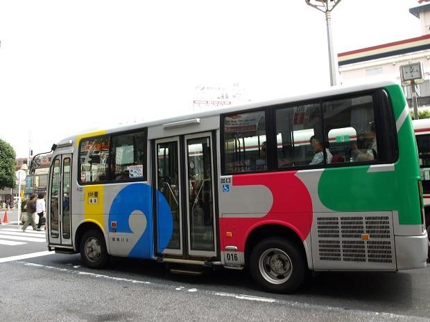 武蔵野市のコミュニティバス「ムーバス」