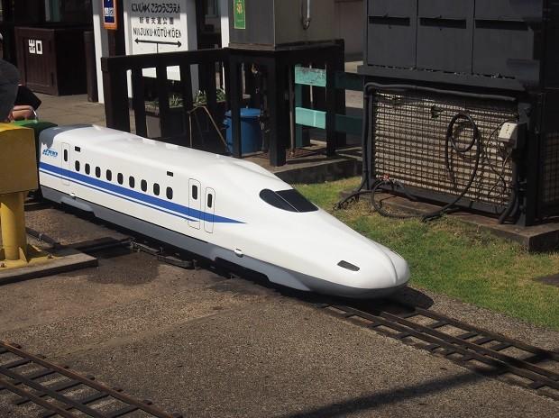葛飾区新宿(にいじゅく)交通公園は鉄道の聖地!?クオリティ高い乗り物は必見です