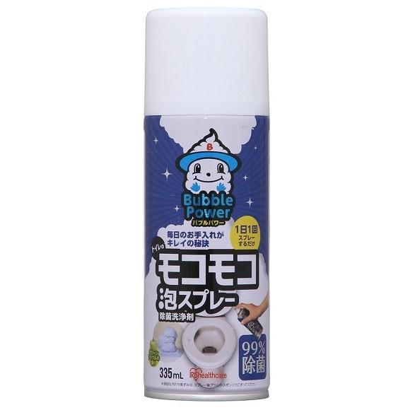 アイリスオーヤマ 洗浄剤 トイレ用 モコモコ泡スプレー