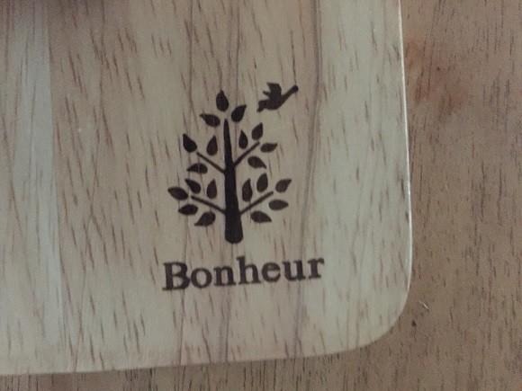 ボヌール 木製カッティングボードS