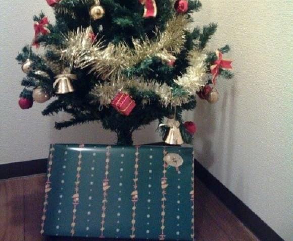 サンタさんプレゼント