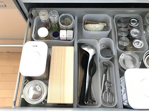 キッチン収納7