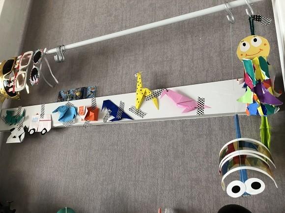 子ども部屋の収納5
