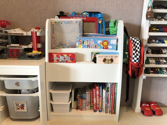 子ども部屋の収納6