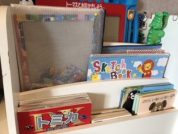 子ども部屋の収納7