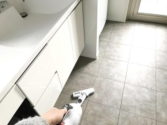 洗面・脱衣所掃除のコツ