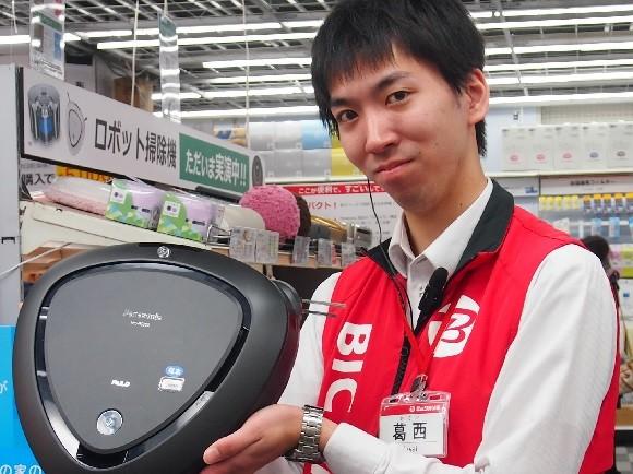 お掃除ロボット2018