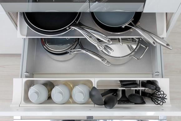 キッチン収納5
