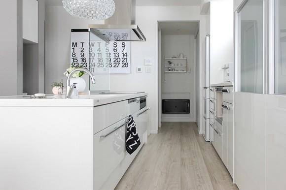 キッチン収納21
