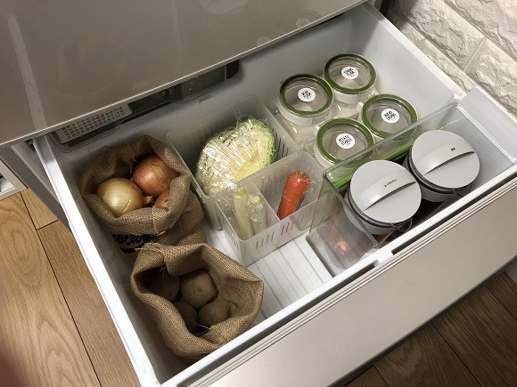 冷蔵庫収納術19