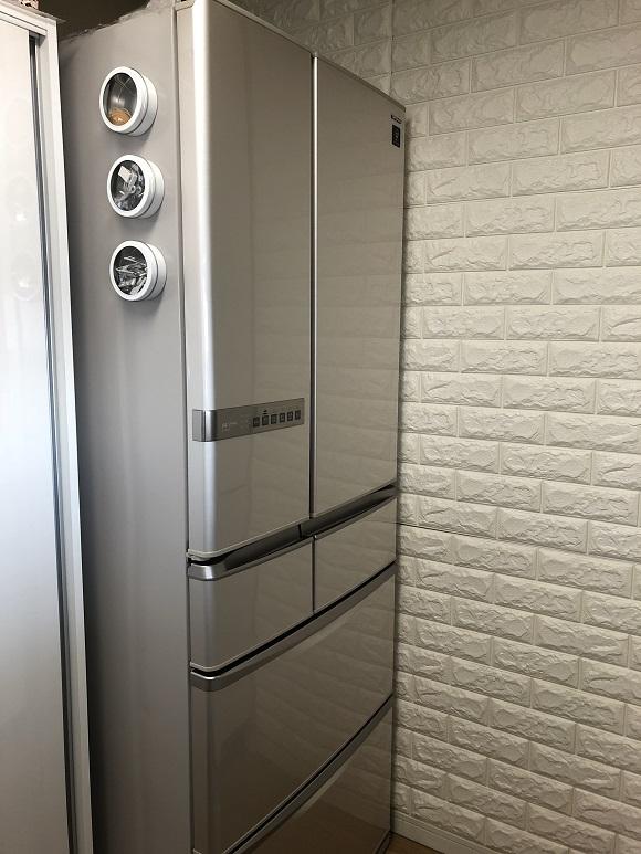 冷蔵庫収納術1