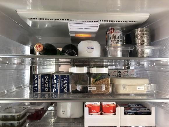 冷蔵庫収納術3