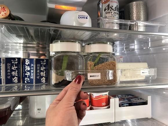 冷蔵庫収納術4