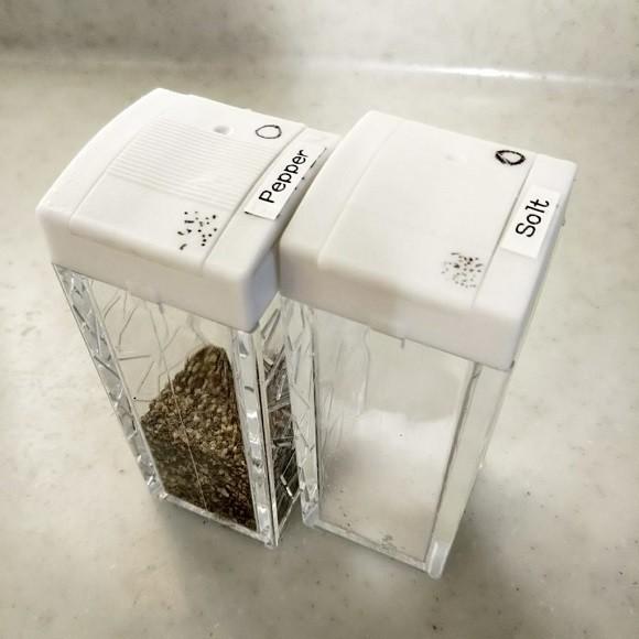 調味料の収納アイデア