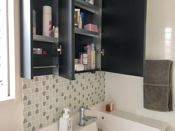 洗面所収納のポイント3