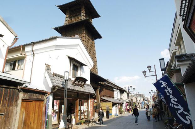 歴史と文化が息づく人気の観光地「川越」の住みやすさ