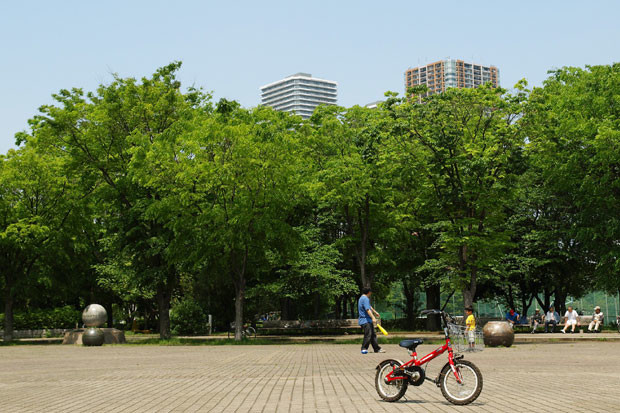 都心への快適なアクセスが魅力の川崎市中原区