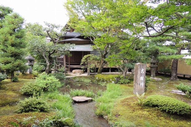 歴史的旧跡と名所の宝庫・京都市右京区