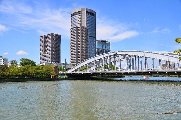 水と緑のまち・大阪市都島区の住みやすさ
