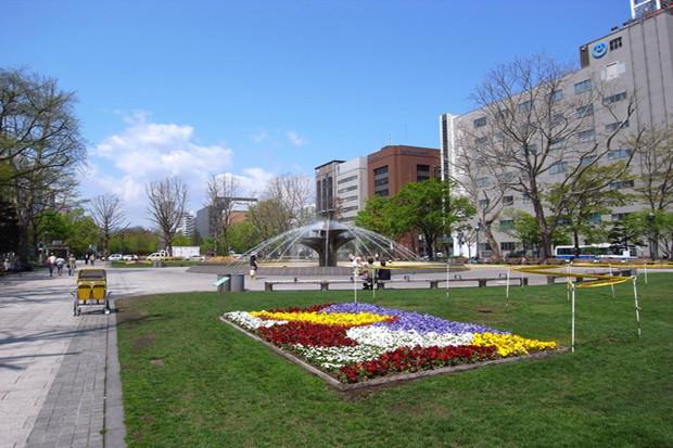 札幌そして北海道の中枢を担う「札幌市中央区」